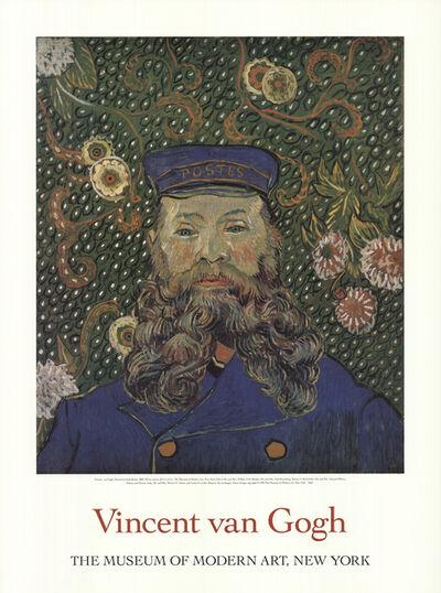 Vincent van Gogh, 'Portrait of Joseph Roulin', 1990