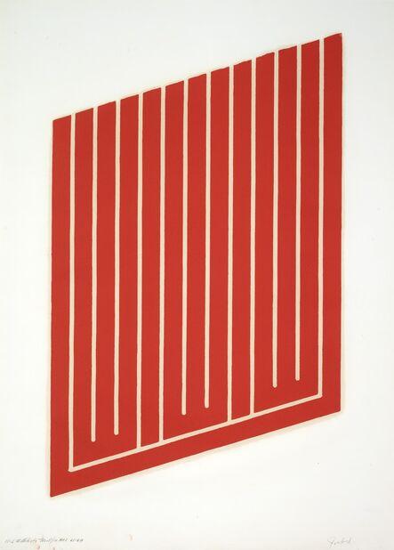 Donald Judd, 'Untitled ', 1961
