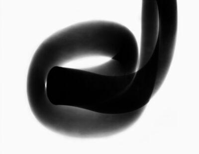 William Klein, 'Turning black oval, Paris', 1949