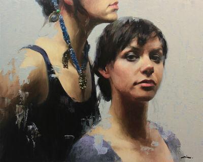 Mia Bergeron, 'Following', 2015