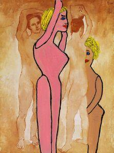 Gabrielle de Montmollin, 'Picasso 2', 2013