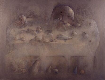 Roman Kriheli, 'Dried', 1989