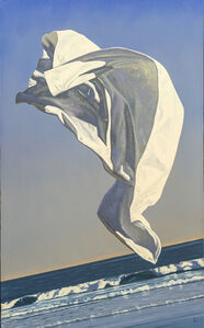 David Ligare, 'Thrown Drapery (Redux) Study 1', 2004