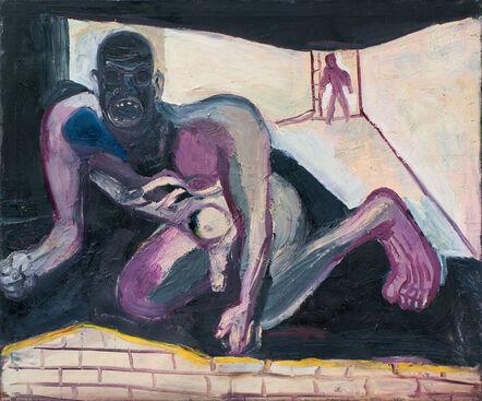 Klaus Killisch, 'Mauerdurchbruch', 1987