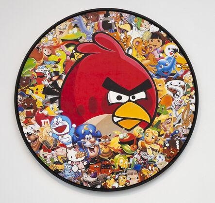 Jani Leinonen, 'Made in China Angry Bird', 2013
