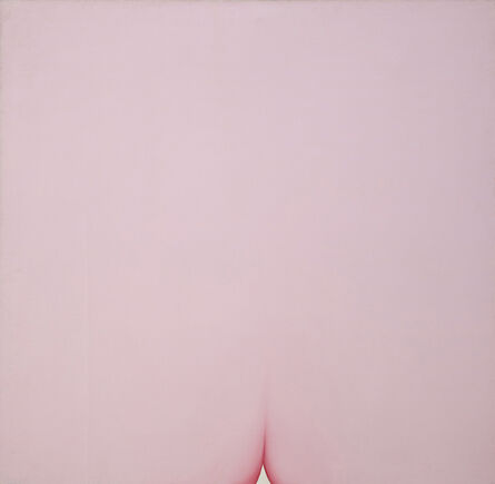 Huguette Caland, 'Self portrait', 1995