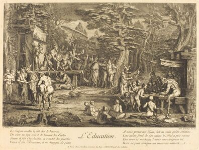 Claude Gillot, 'L'Education (Education)'