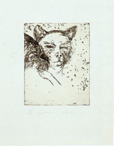 Jim Dine, '9 Studies for Winter Dream (Cat)', 1994