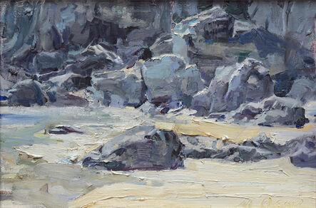 Mikael Olson, 'Bay Area Beach', 2015