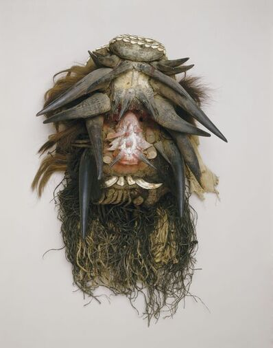 Unidentified We Artist, 'Mask (Gela)'
