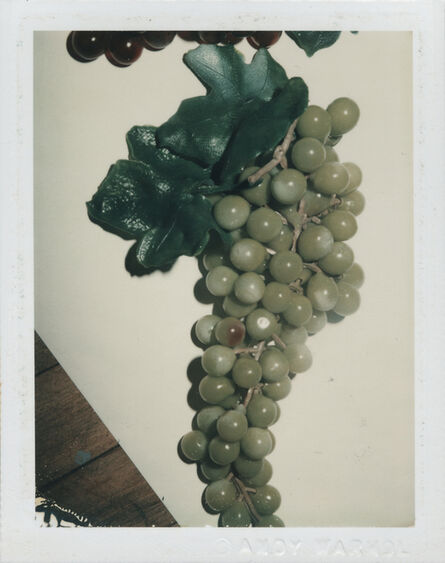 Andy Warhol, 'Grapes', 1981