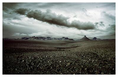 Bernhard Quade, 'Morocco Stone Field', 2000