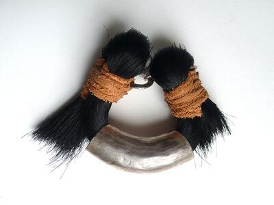 Tabor and Villalobos, 'Black Horse Hair Bracelet', 2011