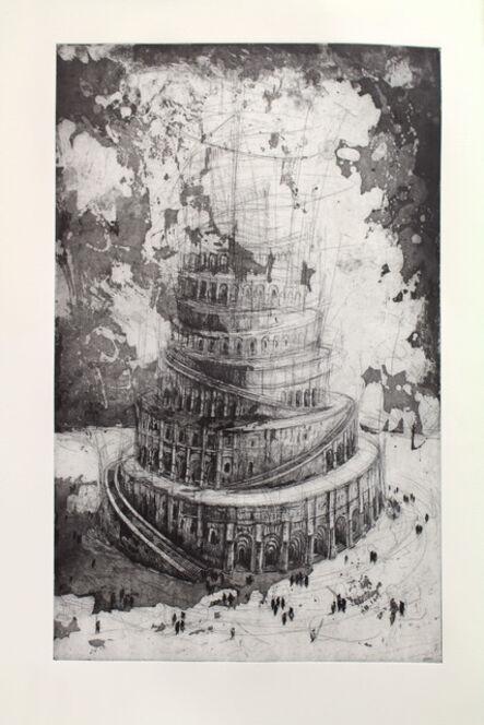 Gustavo Diaz Sosa, 'Orphans of Babel', 2017