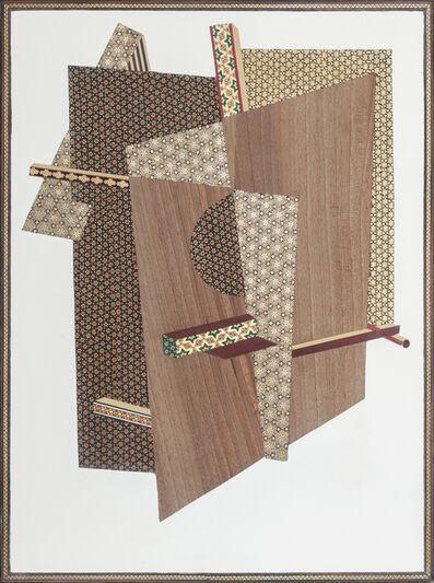 Farhad Ahrarnia, 'The Caterpillars Endless Sigh [After El Lissitzky]', 2016