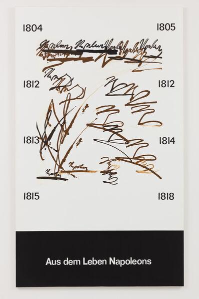 KP Brehmer, '200 x 120 cm78 3/4 x 47 1/4 ins', 1974