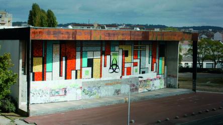 Anri Sala, 'Le Clash (still)', 2010