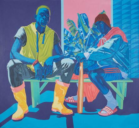 Marc Padeu, 'Los dos amigos', 2020