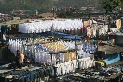 Margaret Smith, 'Laundry Mumbai', 2008-Printed 2017