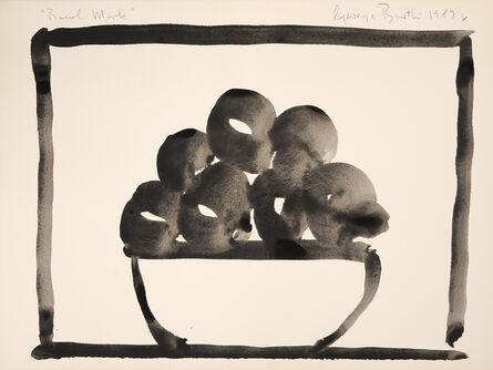 George Bartko, 'Bowl Marks', 1989