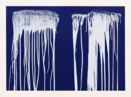Pat Steir, 'Untitled', 2011