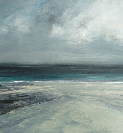 Ruth Brownlee, 'Grey May Sky Clearing', 2021