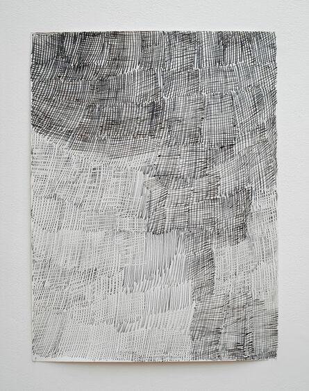 Nyapanyapa Yunupingu, 'Djorra (paper) 17', 2014