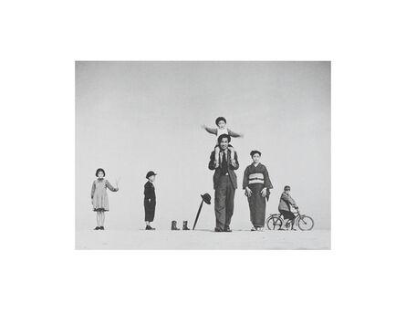 Shoji Ueda, 'Sand Dune Collotype Portfolio ', 2017
