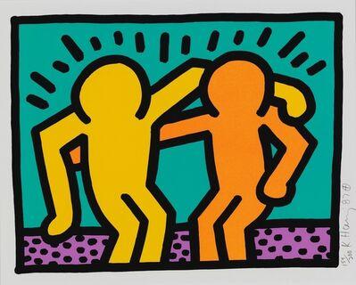 Keith Haring, 'Pop Shop I (A)', 1987