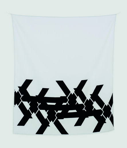 Luc Mattenberger, 'Double X', 2015