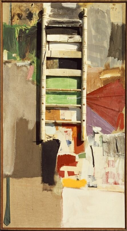 Robert Rauschenberg, ' Octave', 1960