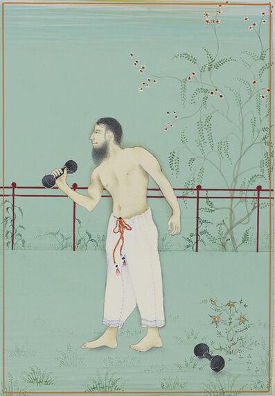 Imran Qureshi, 'Moderate Enlightenment', 2007