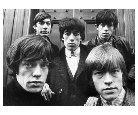 Terry O'Neill, 'The Rolling Stones, Hanover Square, London', 1963