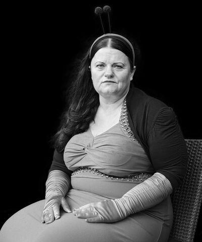 Loredana Nemes, 'Der Auftritt #14', 2014