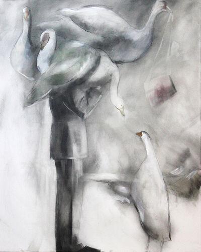 """Gemuce Hilario, '""""Cabeça de pato""""', 2017"""