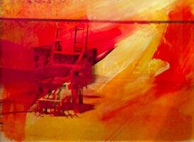 Andy Warhol, 'Electric Chairs II.81', 1971