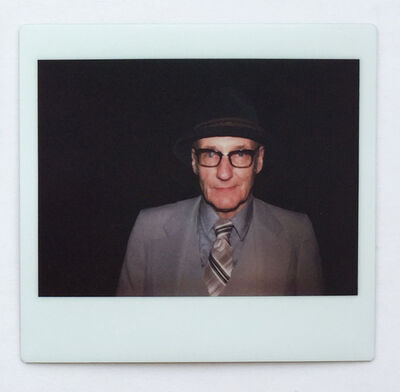 William S. Burroughs, 'Untitled (Polaroid)', 1979