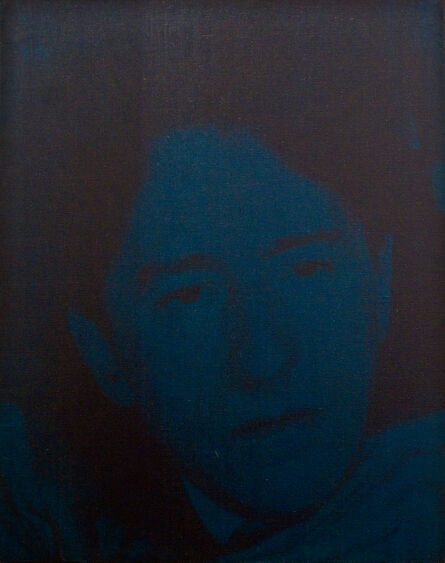 Gottfried Helnwein, 'Fire - Jean Cocteau', 1996