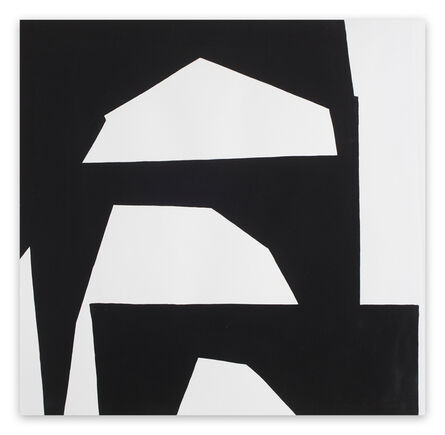 Ulla Pedersen, 'Cut-Up Paper I.21 (Abstract painting)', 2016