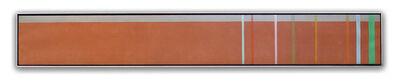 Kenneth Noland, 'Manx', 1972