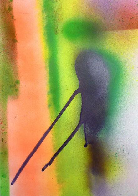 Hanno Otten, 'Über Malerei 201', 2010