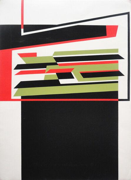 Eduardo Ramírez -Villamizar, 'Untitled', 1981
