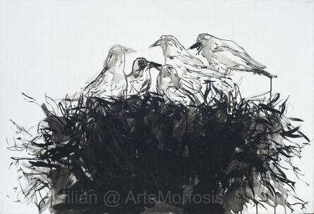 Osy Milian, 'Birds', 2016