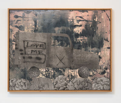 Holly Roberts, 'Love Me Truck', 2016