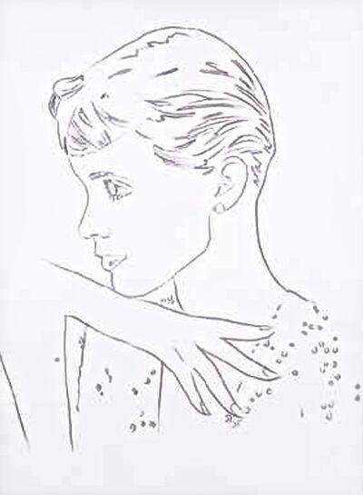 Andy Warhol, 'Unidentified Woman', 1982