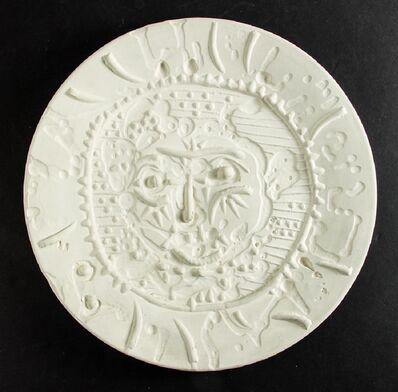 Pablo Picasso, 'Visage de Faune Tourmente', 1956