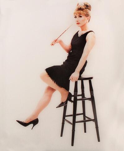 Yasumasa Morimura 森村 泰昌, 'Self Portrait (Actress) / After Audrey Hepburn 2', 1996