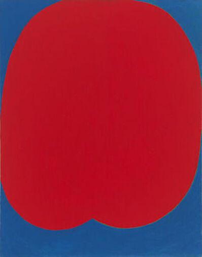 Leon Polk Smith, 'Big Red', 1955
