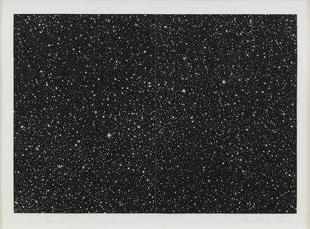 Vija Celmins, 'Starfield', 2010