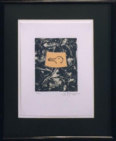 Jasper Johns, 'UNTITLED', 1990